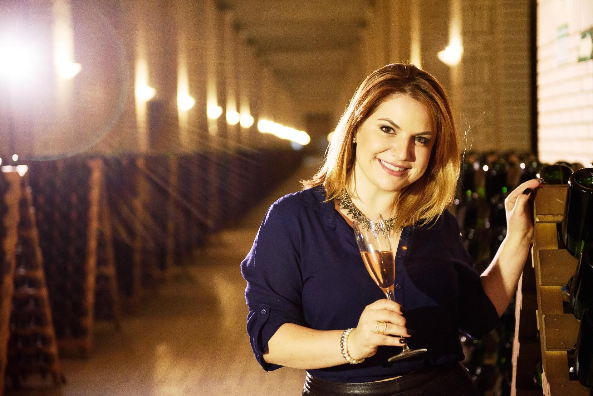 Luísa Valduga, responsável
